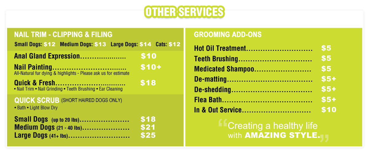 Pet Grooming Centerville Sydnee S Pet Grooming Franchise